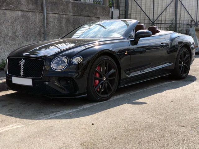 Cabriolet rental in Great Britain