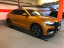 Rent-a-car Audi Q8 50 TDI Quattro with its delivery to London Heathrow Airport, photo 1