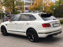 Bentley Bentayga 6.0 litre twin turbo TSI W12 car for transfers from airports and cities in Germany and Europe.