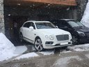 Rent-a-car Bentley Bentayga 6.0 litre twin turbo TSI W12 in Gatwick, photo 14