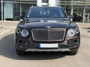 Rent-a-car Bentley Bentayga 6.0 Black in Manchester, photo 4