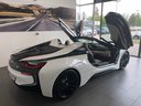 Rent-a-car BMW i8 Roadster Cabrio First Edition 1 of 200 eDrive in Glasgow, photo 5
