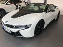 Rent-a-car BMW i8 Roadster Cabrio First Edition 1 of 200 eDrive in Great Britain, photo 1
