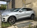 Rent-a-car Jaguar F-Pace in Heathrow, photo 2
