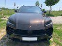 Rent-a-car Lamborghini Urus with its delivery to London Heathrow Airport, photo 4