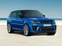 Rent-a-car Land Rover Range Rover Sport SVR V8 in Great Britain, photo 1