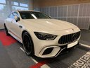 Rent-a-car Mercedes-Benz AMG GT 63 S 4-Door Coupe 4Matic+ in Great Britain, photo 2