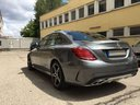 Rent-a-car Mercedes-Benz C-Class C43 AMG BITURBO 4Matic in York, photo 2