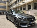Rent-a-car Mercedes-Benz C-Class C43 AMG BITURBO 4Matic in York, photo 1