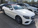 Rent-a-car Mercedes-Benz E-Class E 300 Cabriolet equipment AMG in Luton, photo 6