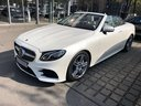 Rent-a-car Mercedes-Benz E-Class E 300 Cabriolet equipment AMG in Luton, photo 1
