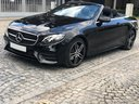 Rent-a-car Mercedes-Benz E-Class E220d Cabriolet AMG equipment in Heathrow, photo 1
