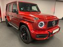 Rent-a-car Mercedes-Benz G 63 AMG biturbo in Gatwick, photo 1