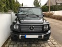 Rent-a-car Mercedes-Benz G-Class G500 2019 Exclusive Edition in Gatwick, photo 12