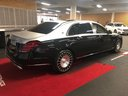 Rent-a-car Maybach S 560 4MATIC AMG equipment Metallic and Black in Great Britain, photo 4