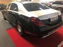 Rent-a-car Maybach S 560 4MATIC AMG equipment Metallic and Black in Great Britain, photo 5
