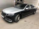 Rent-a-car Maybach S 560 4MATIC AMG equipment Metallic and Black in Gatwick, photo 3