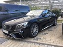 Rent-a-car Mercedes-Benz S 63 AMG Cabriolet V8 BITURBO 4MATIC+ in Great Britain, photo 1