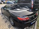 Rent-a-car Mercedes-Benz S 63 AMG Cabriolet V8 BITURBO 4MATIC+ in Great Britain, photo 2