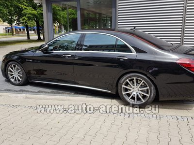 Mercedes S63 AMG Long 4MATIC