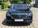 Rent-a-car Mercedes-Benz S-Class S400 Long 4Matic Diesel AMG equipment in Gatwick, photo 4