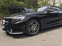 Rent-a-car Mercedes-Benz S-Class S500 Cabriolet with its delivery to London Heathrow Airport, photo 1