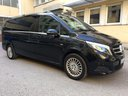 Rent-a-car Mercedes-Benz V-Class V 250 Diesel Long (8 seats) with its delivery to London Heathrow Airport, photo 1