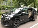 Rent-a-car Mercedes-Benz V300d 4MATIC EXCLUSIVE Edition Long LUXURY SEATS AMG Equipment in Luton, photo 2