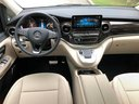 Rent-a-car Mercedes-Benz V300d 4MATIC EXCLUSIVE Edition Long LUXURY SEATS AMG Equipment in Luton, photo 15