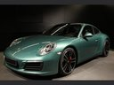 Rent-a-car Porsche 911 991 4S Racinggreen Individual Sport Chrono in Great Britain, photo 1