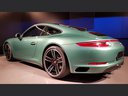 Rent-a-car Porsche 911 991 4S Racinggreen Individual Sport Chrono in Great Britain, photo 3