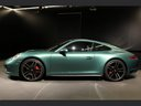 Rent-a-car Porsche 911 991 4S Racinggreen Individual Sport Chrono in Great Britain, photo 2