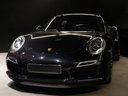 Rent-a-car Porsche 911 991 Turbo S Ceramic LED Sport Chrono Package in York, photo 1