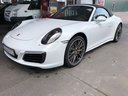Rent-a-car Porsche 911 Carrera Cabrio White in Great Britain, photo 7