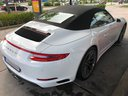 Rent-a-car Porsche 911 Carrera Cabrio White in Great Britain, photo 3