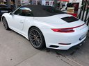 Rent-a-car Porsche 911 Carrera Cabrio White in Great Britain, photo 6