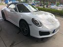 Rent-a-car Porsche 911 Carrera Cabrio White in Great Britain, photo 8