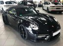Rent-a-car Porsche 911 Carrera 4S Cabriolet (black) in Great Britain, photo 1