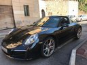 Rent-a-car Porsche 911 Targa 4S in London, photo 1