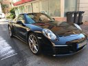Rent-a-car Porsche 911 Targa 4S in London, photo 2