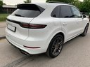 Rent-a-car Porsche Cayenne Turbo V8 550 hp in London, photo 4