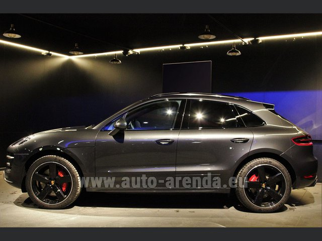 Rental Porsche Macan S Diesel 3.0 in London