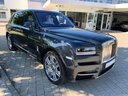 Rent-a-car Rolls-Royce Cullinan dark grey in Great Britain, photo 1