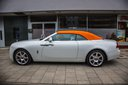 Rent-a-car Rolls-Royce Dawn White in York, photo 1